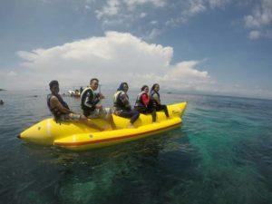 Watersport Nusa lembongan
