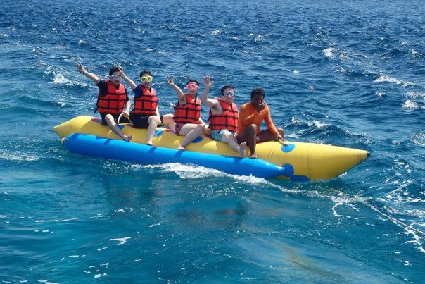 persiapan anda untuk main water sport Bali