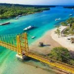 Yellow Bridge Lembongan ceningan