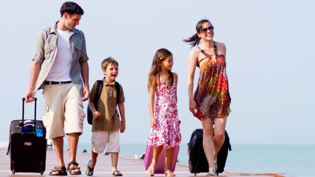 Biaya liburan keluarga ke Bali