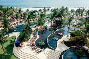 panorama w hotel Bali