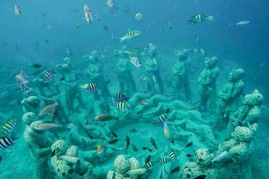 statue gili trawangan Bali Lombok