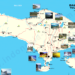 Peta Wisata Bali | Pertama Kali Liburan ke Bali